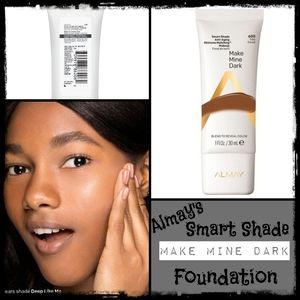 Almay's Smart Shade Foundation